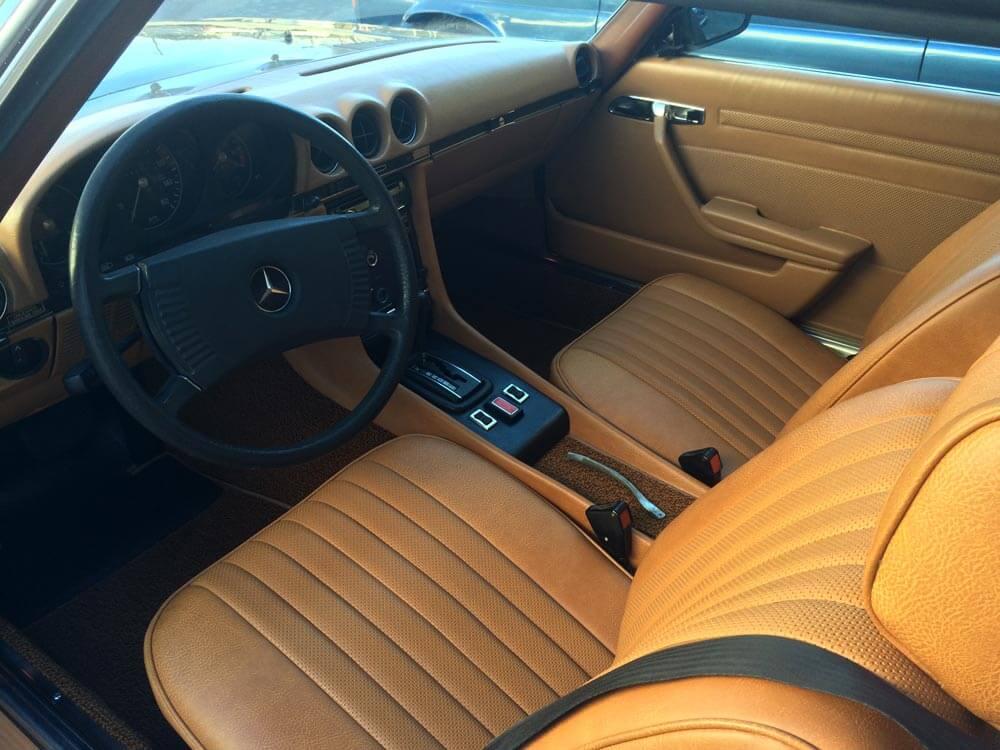 auto interior services