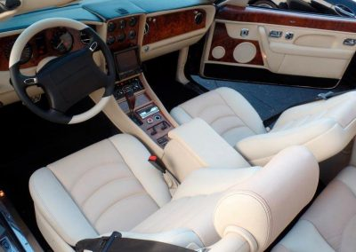 Bentley interior repair