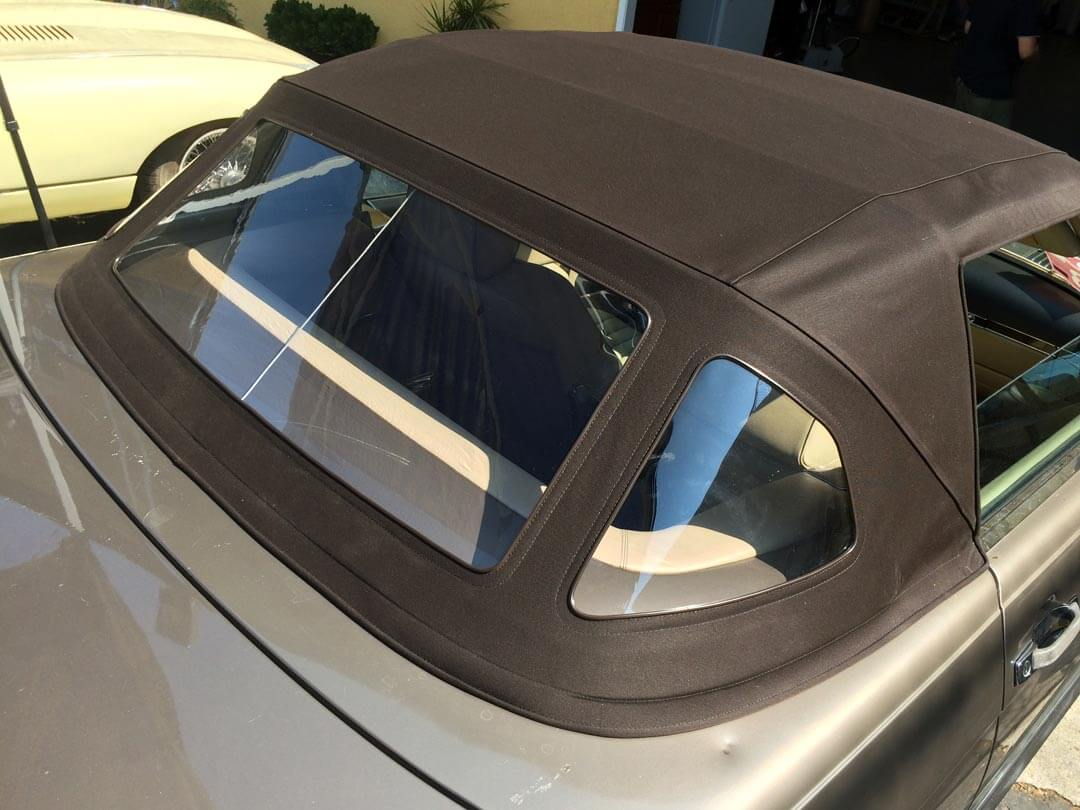 Convertible Top Replacement in Los Angeles | Best Way