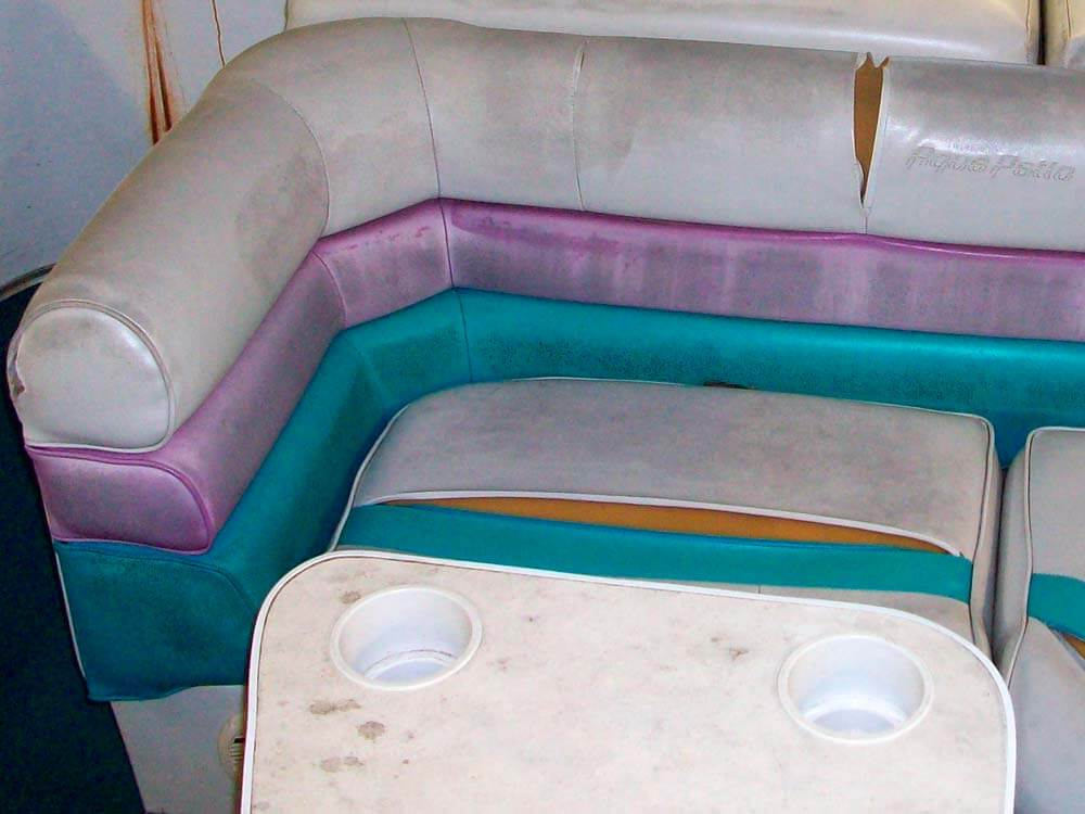Boat and marine upholstery repair in los angeles best way - Interior car cleaning los angeles ...