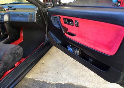 custom car door panel