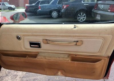 door panel replacement