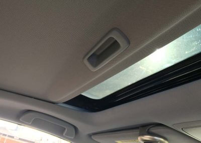fix mechanical sunroof