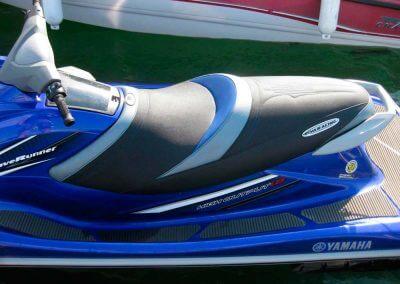 jet ski seat reupholster