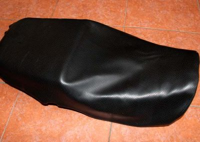 recovering mororcycle seat