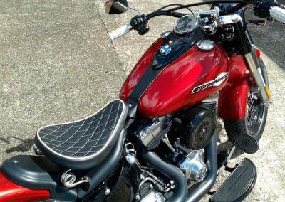 repair Harley Davidson seats