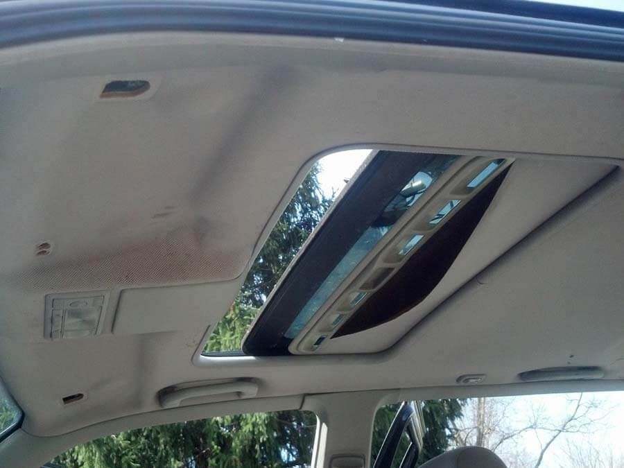 Sunroof Repair And Maintrance In Los Angeles Best Way