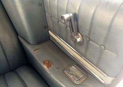 replace rear door panel