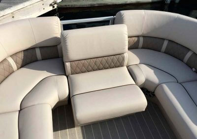 replacement marine upholstery in Los Angeles