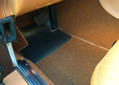 replacing automotive carpet in Los Angeles