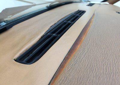 Rolls Royce dash restoration