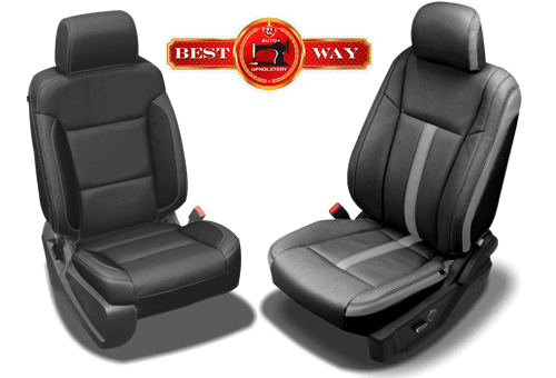 Best Way Auto Upholstery Logo