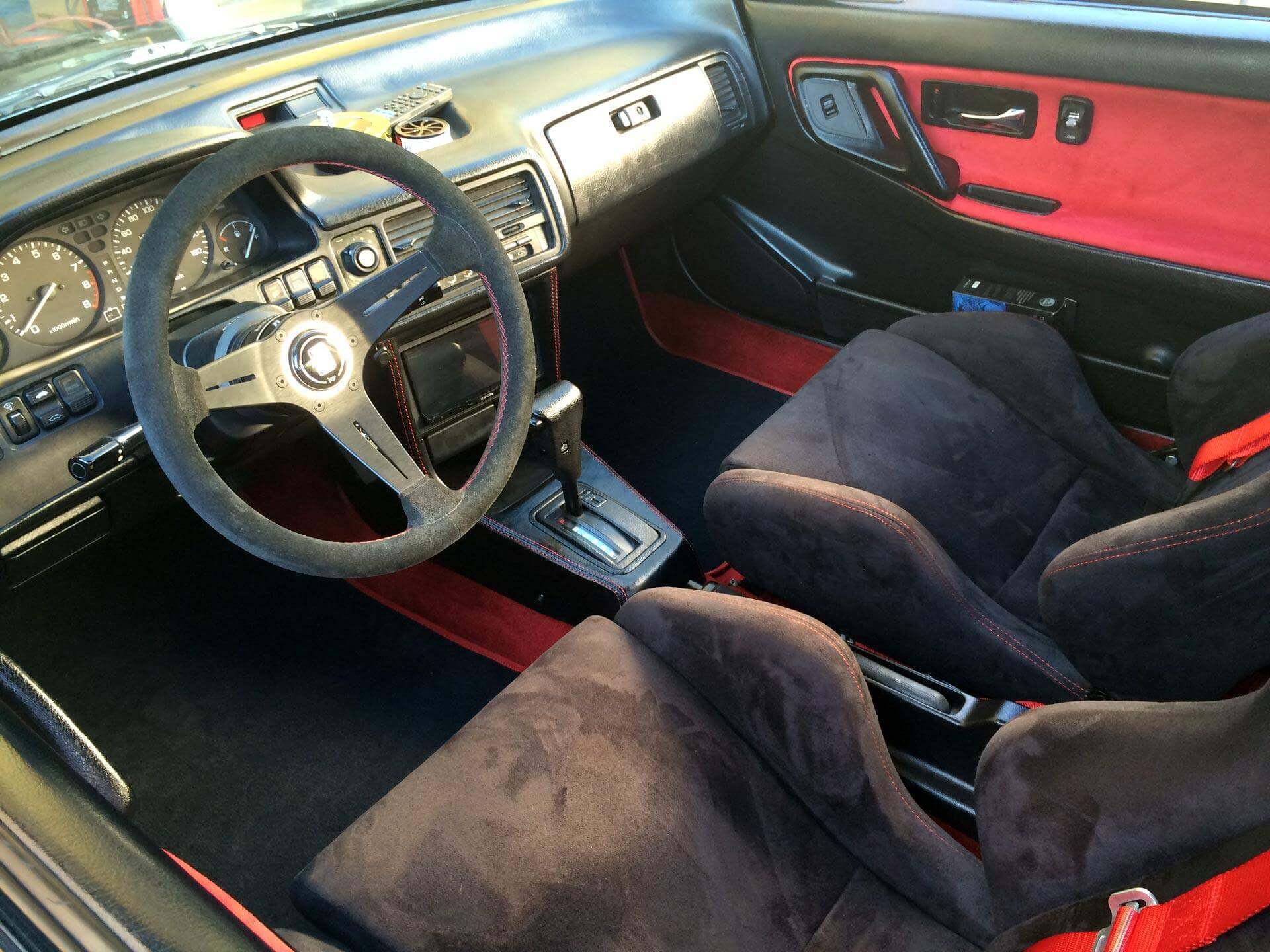 High Quality Custom Auto Upholstery Design