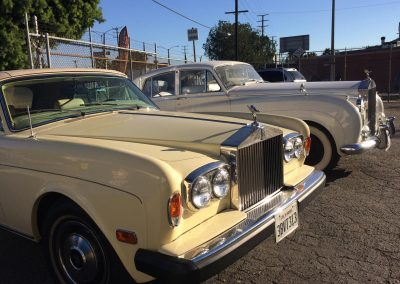 interior restoration calssic car