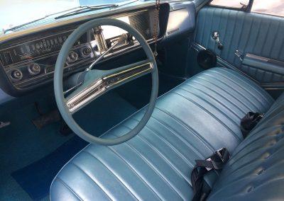 refresh automobile interior