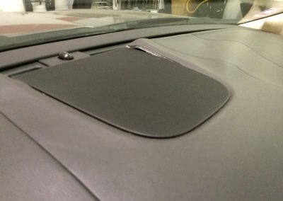 repair dashboard upholstery