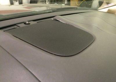 repair dashboard upholstery