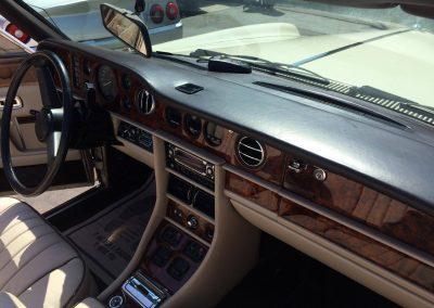 restoration auto interior Los Angeles