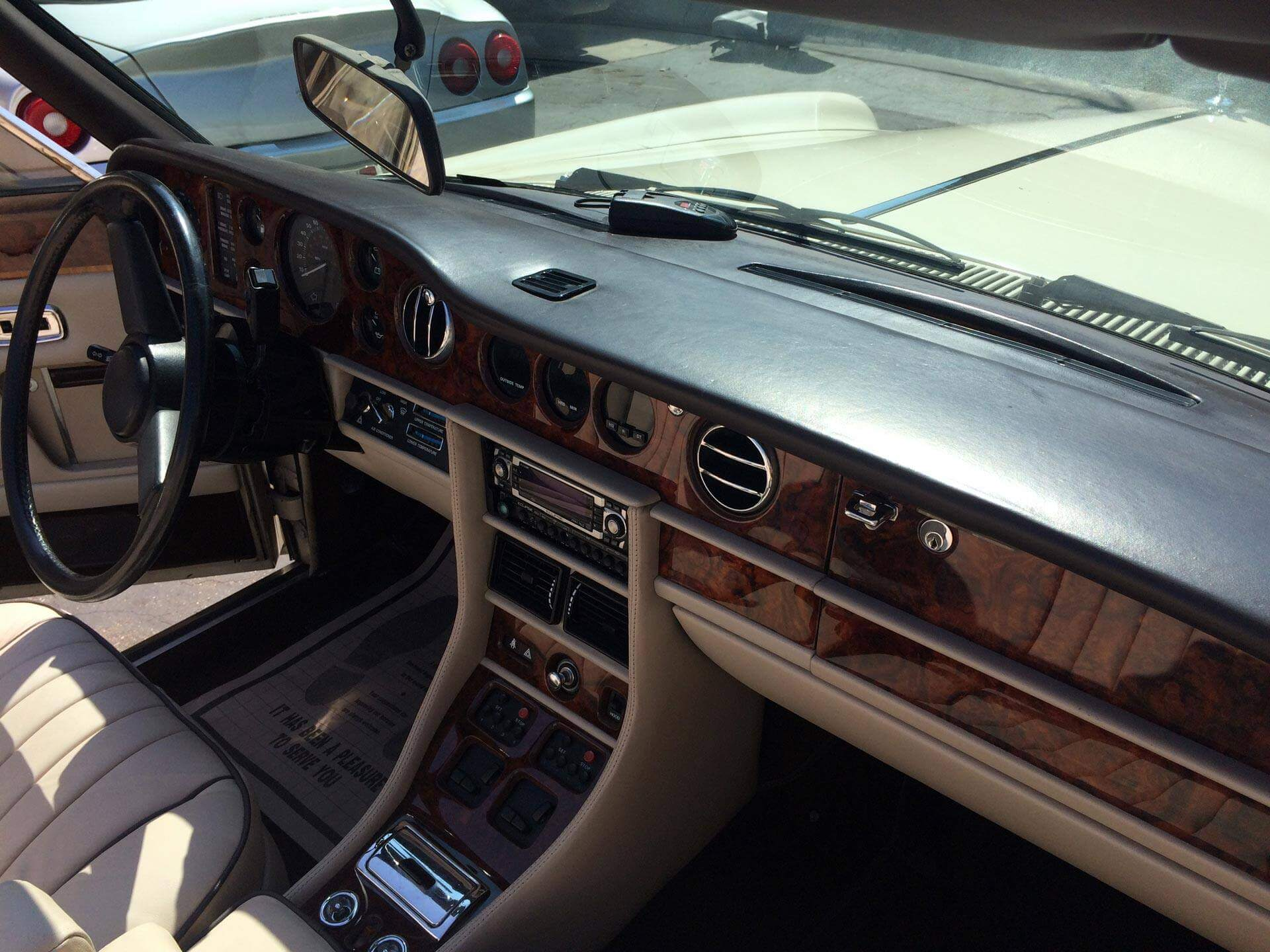 Car Interior Restoration In Los Angeles Best Way