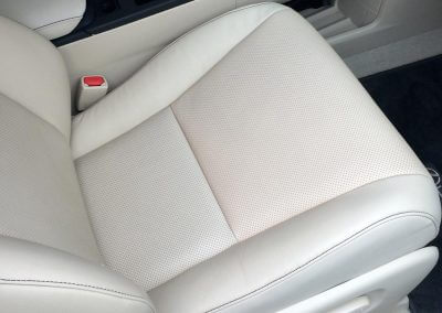 car leather repair in Los Angeles