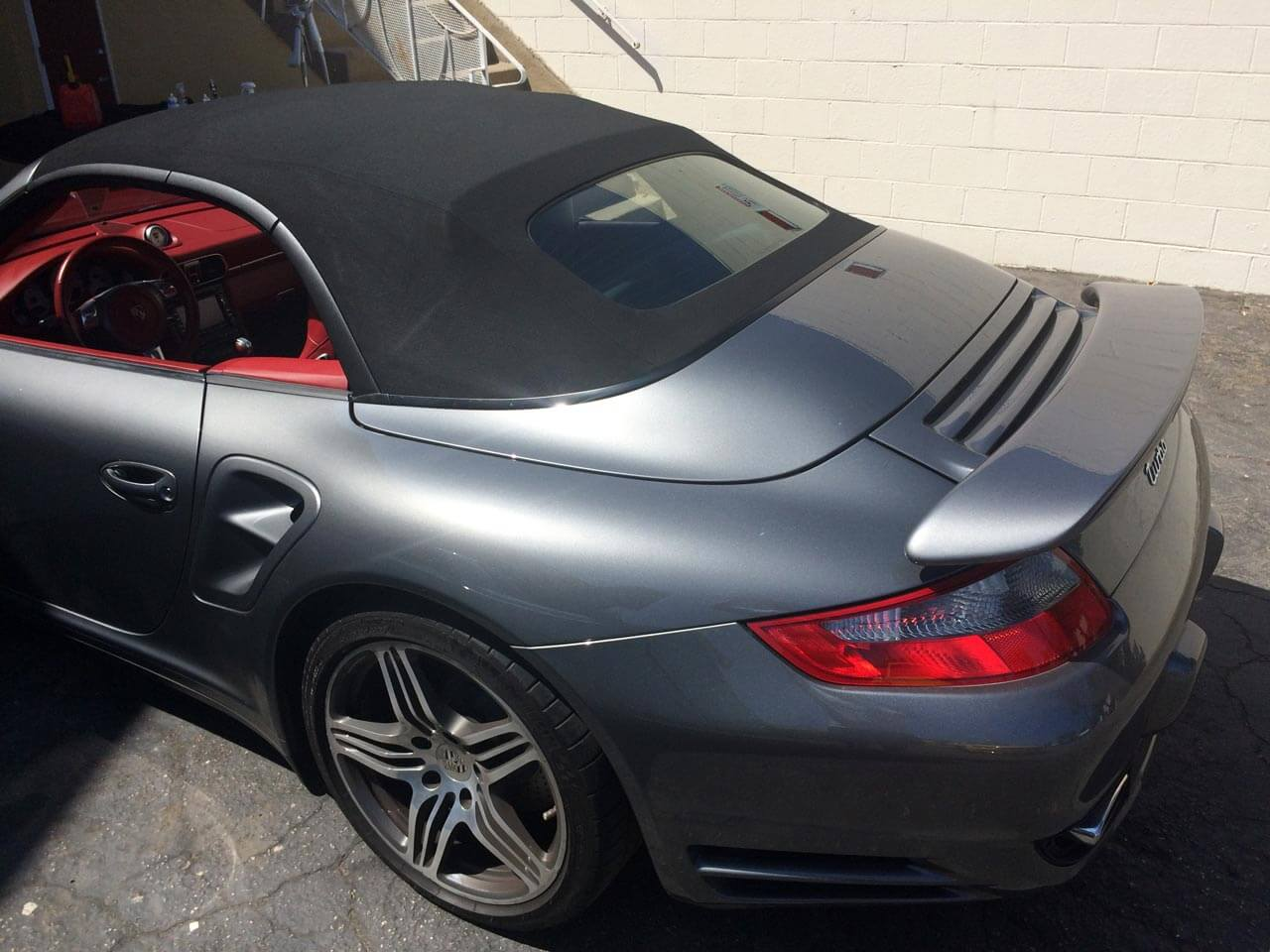 Convertible Top Replacement In Los Angeles Best Way