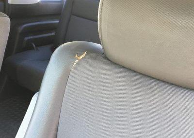 repair seat upholstery