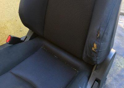 repair seats covers