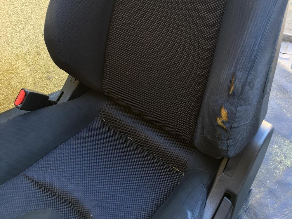Car seats upholstery repair in Los Angeles | Best Way